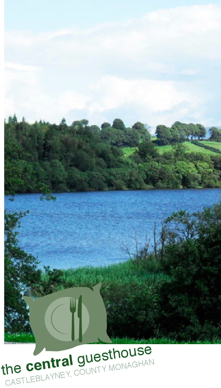 Lough Muckno, County Monaghan, Ireland