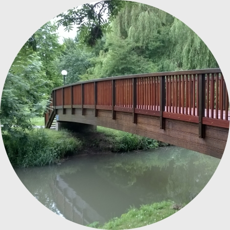 University of Buckingham Bridge