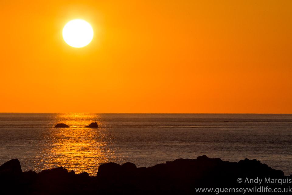 Chouet Sunset 0319