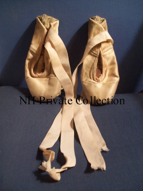 Katherine Kath Ballet Shoes