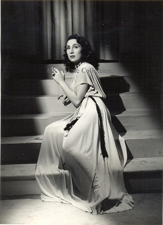 Katherine Kath Paris 1945