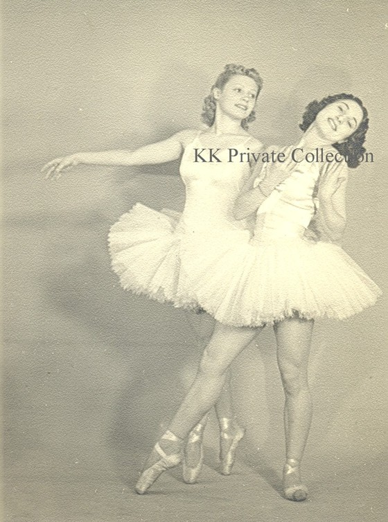 Katherine Kath Ballet Gala 1937