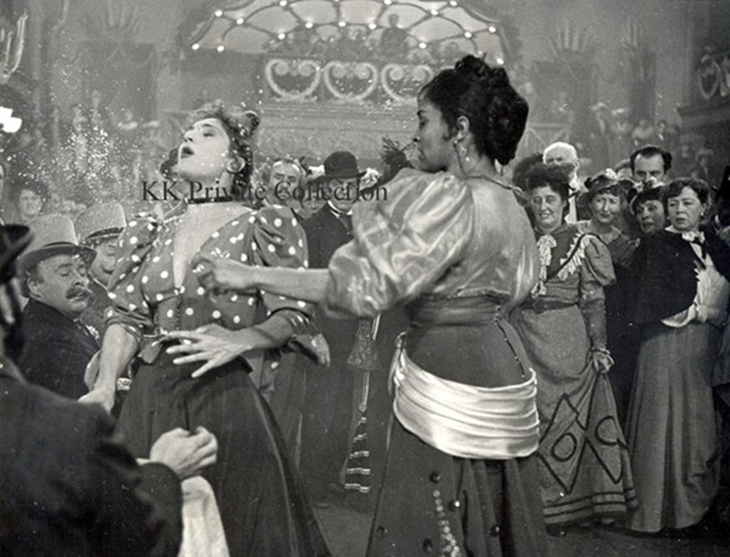 Katherine Kath La Goulue 1952