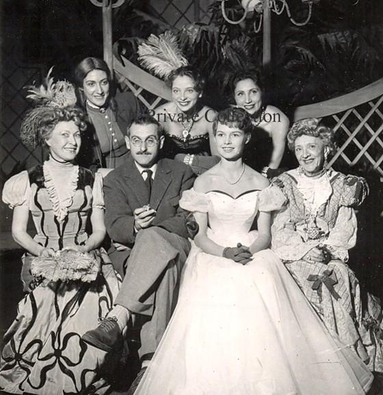 Katherine Kath Paris 1953