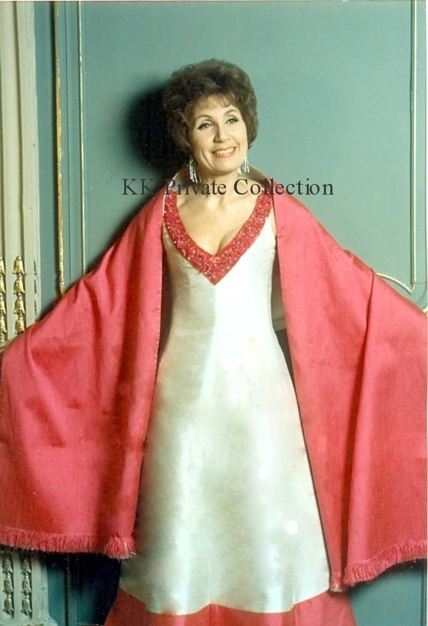 Katherine Kath Madame Engadine 1967