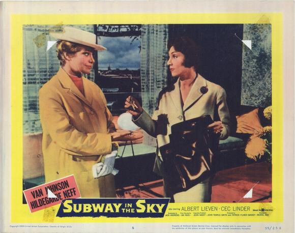 Katherine Kath Subway in the Sky