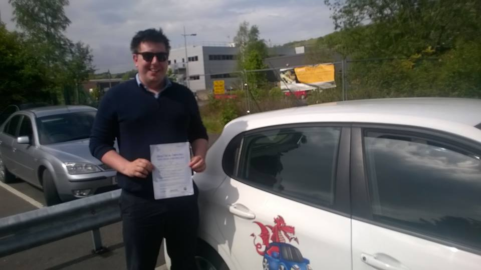 Pass Your Driving Test First Time With A Crash Course Newport