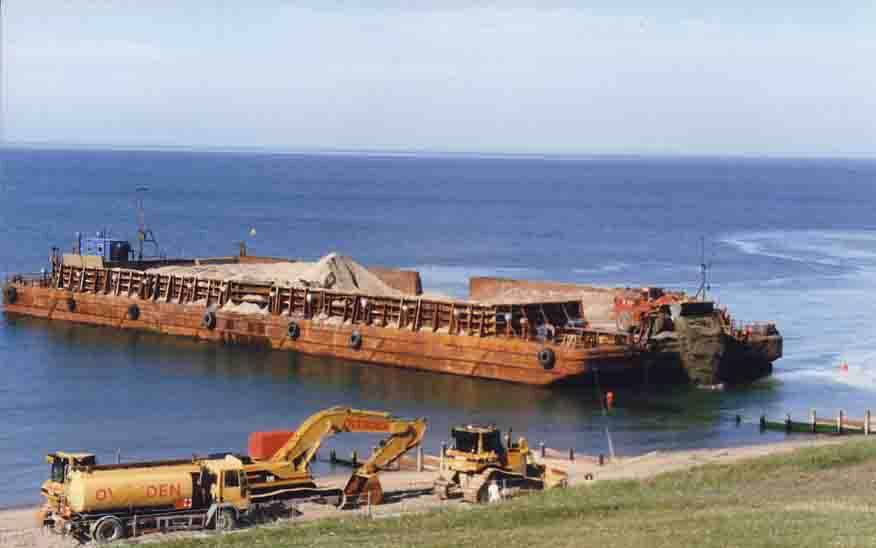 King Marine - Sea Defences