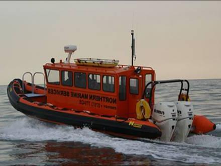 King Marine Workboat Charter