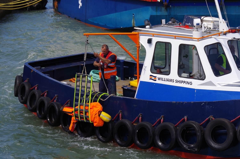 Tug Deckhand Boat Handling Skills