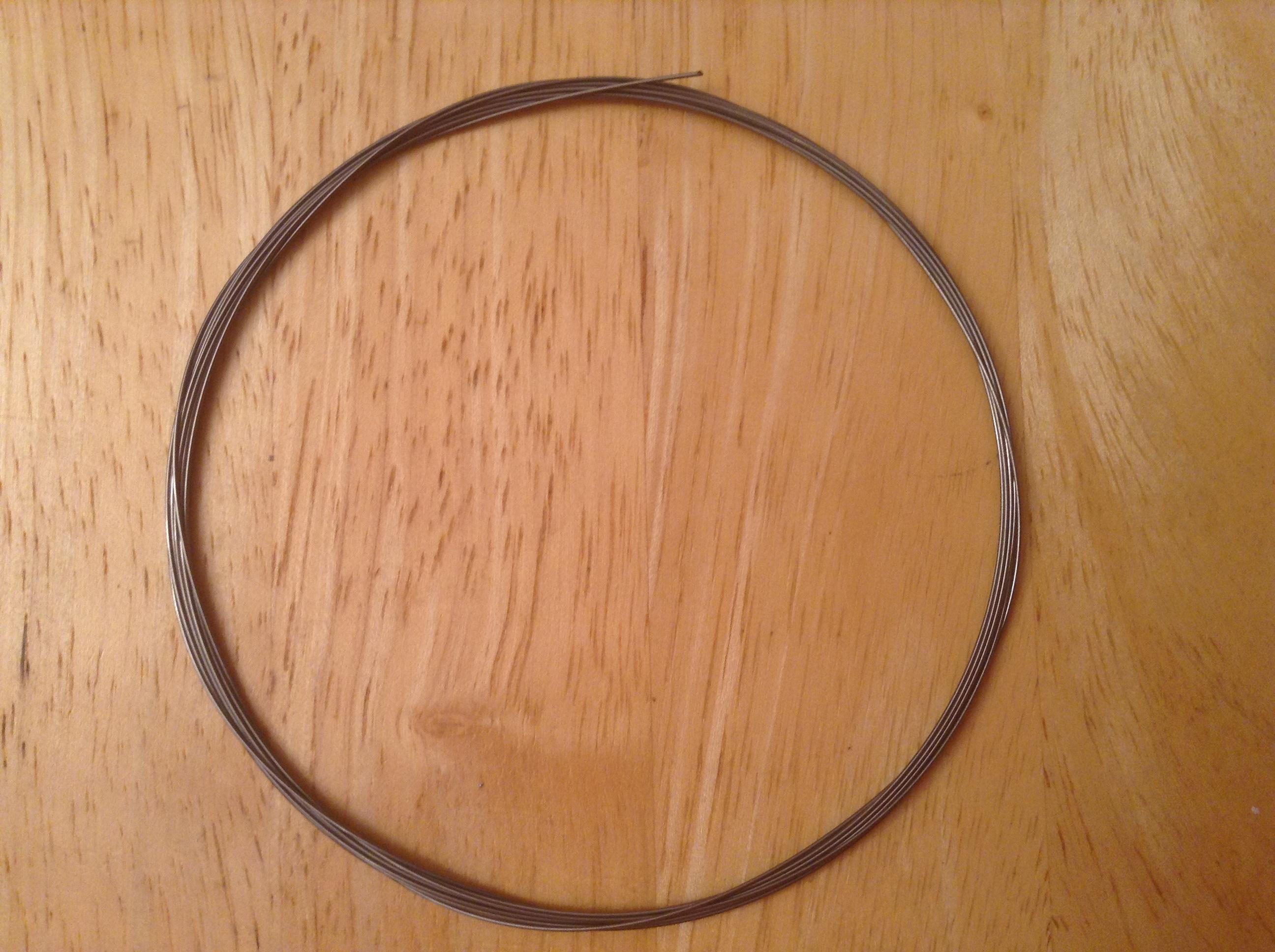 1004 Steel Wire