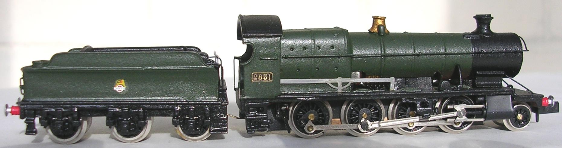 2001 GWR / BR 28XX 2-8-0