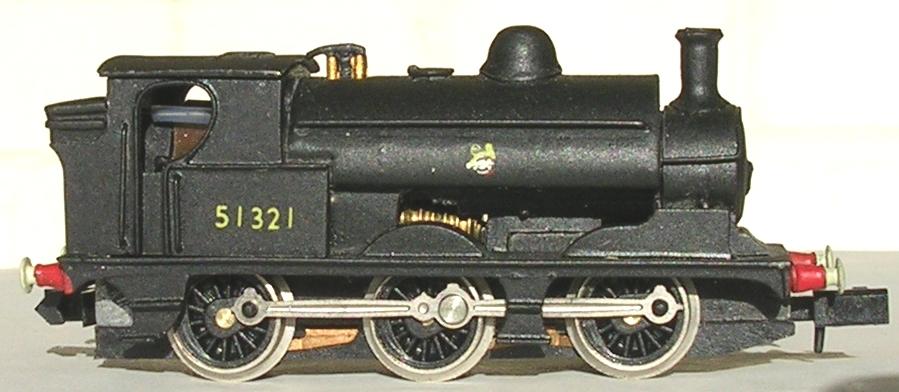 2002 L&Y/LMS/BR Aspinall 0-6-0T