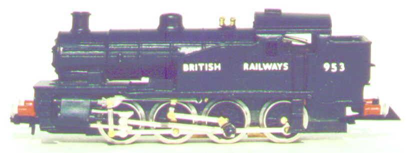 2003 SR / BR 'Z' Class 0-8-0