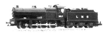 2004 LMS / BR 7F 0-8-0