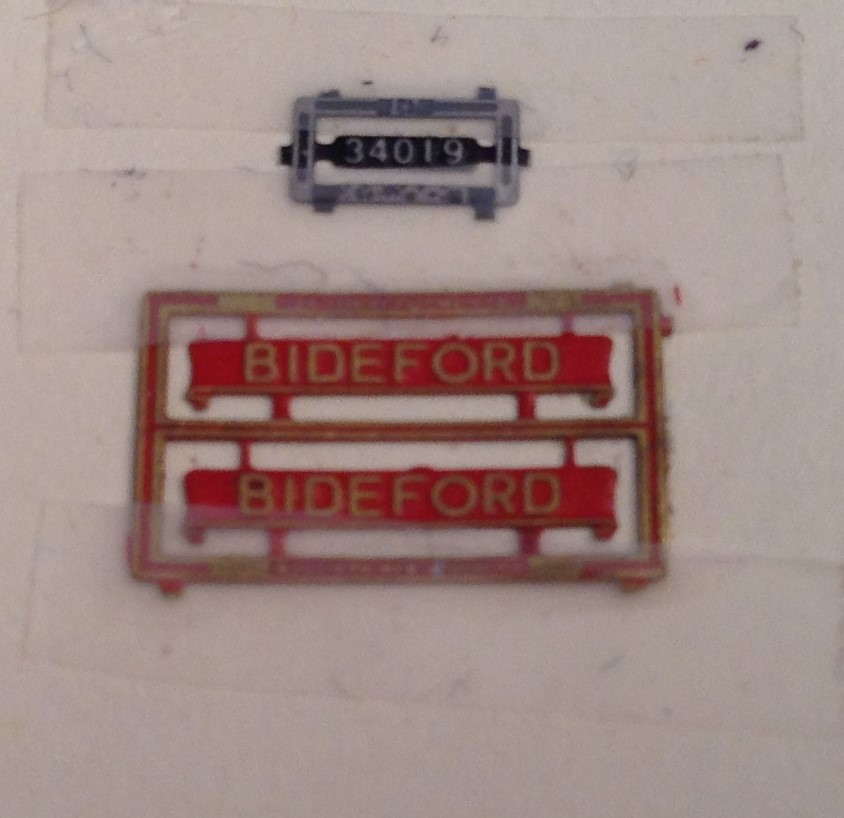 34019 Bideford