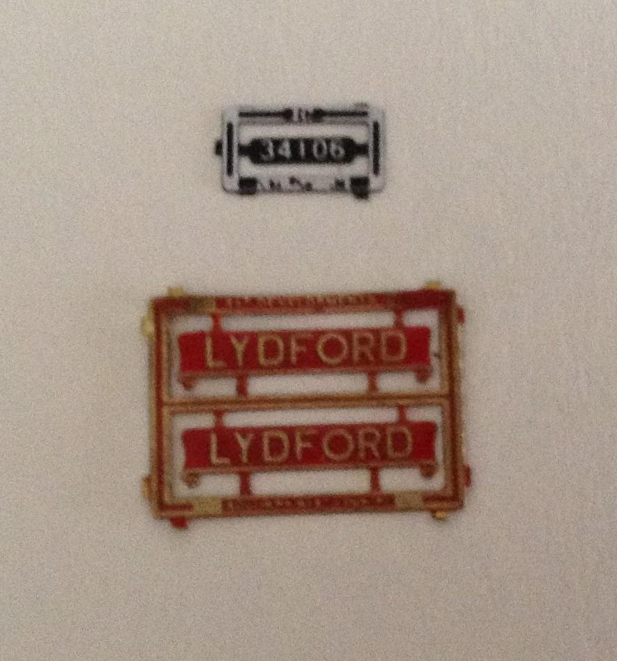 34106 Lydford