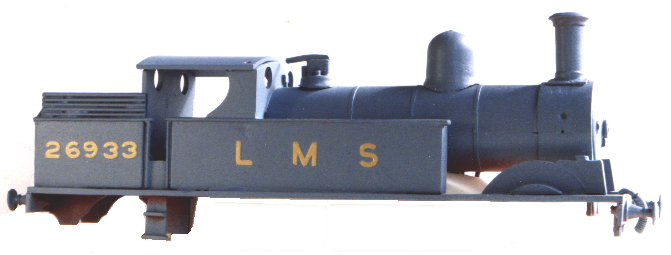 4003 LNWR / LMS Watford 0-6-2T
