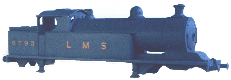 4006 LNWR / LMS Precursor 4-4-2T