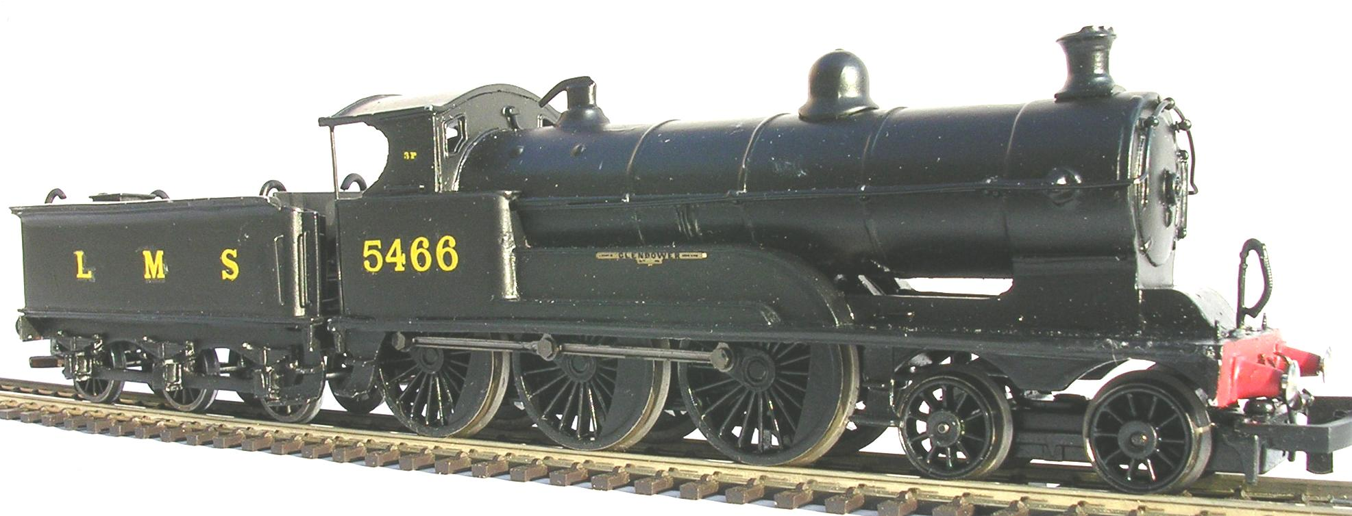 4015 LNWR / LMS Experiment 4-6-0