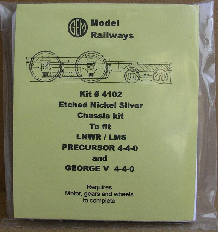4102 Precursor / George V 4-4-0
