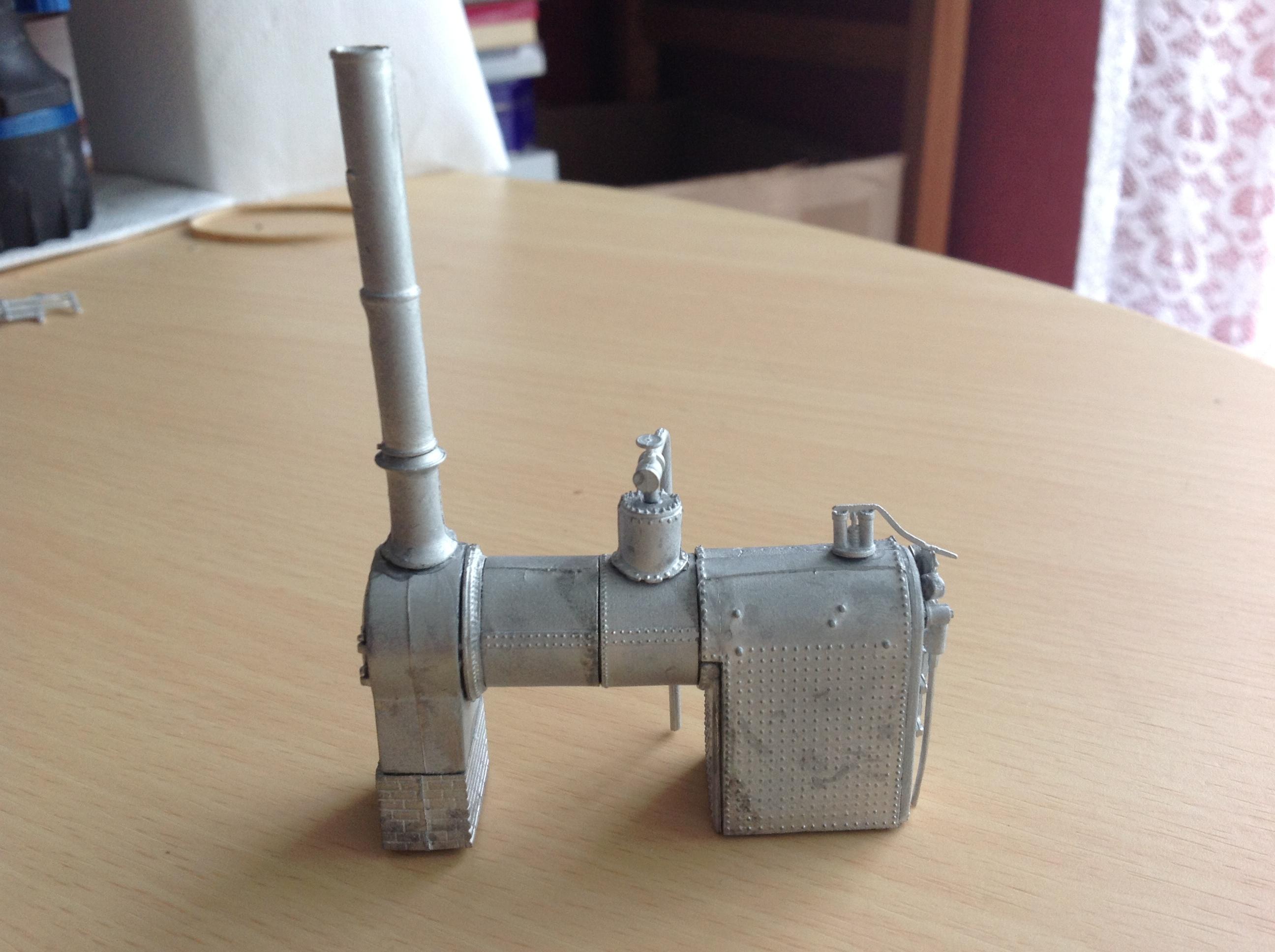 4517 Stationary Boiler