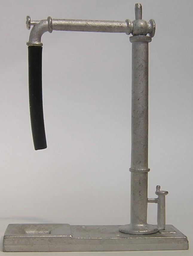 4532 Platform mounter Crane