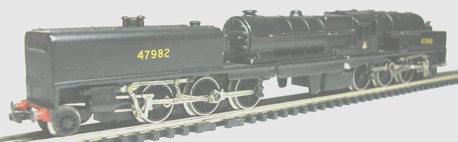 2012 Beyer Garratt Heavy Freight Loco