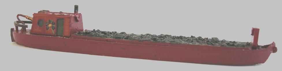 BN1  Coal Barge