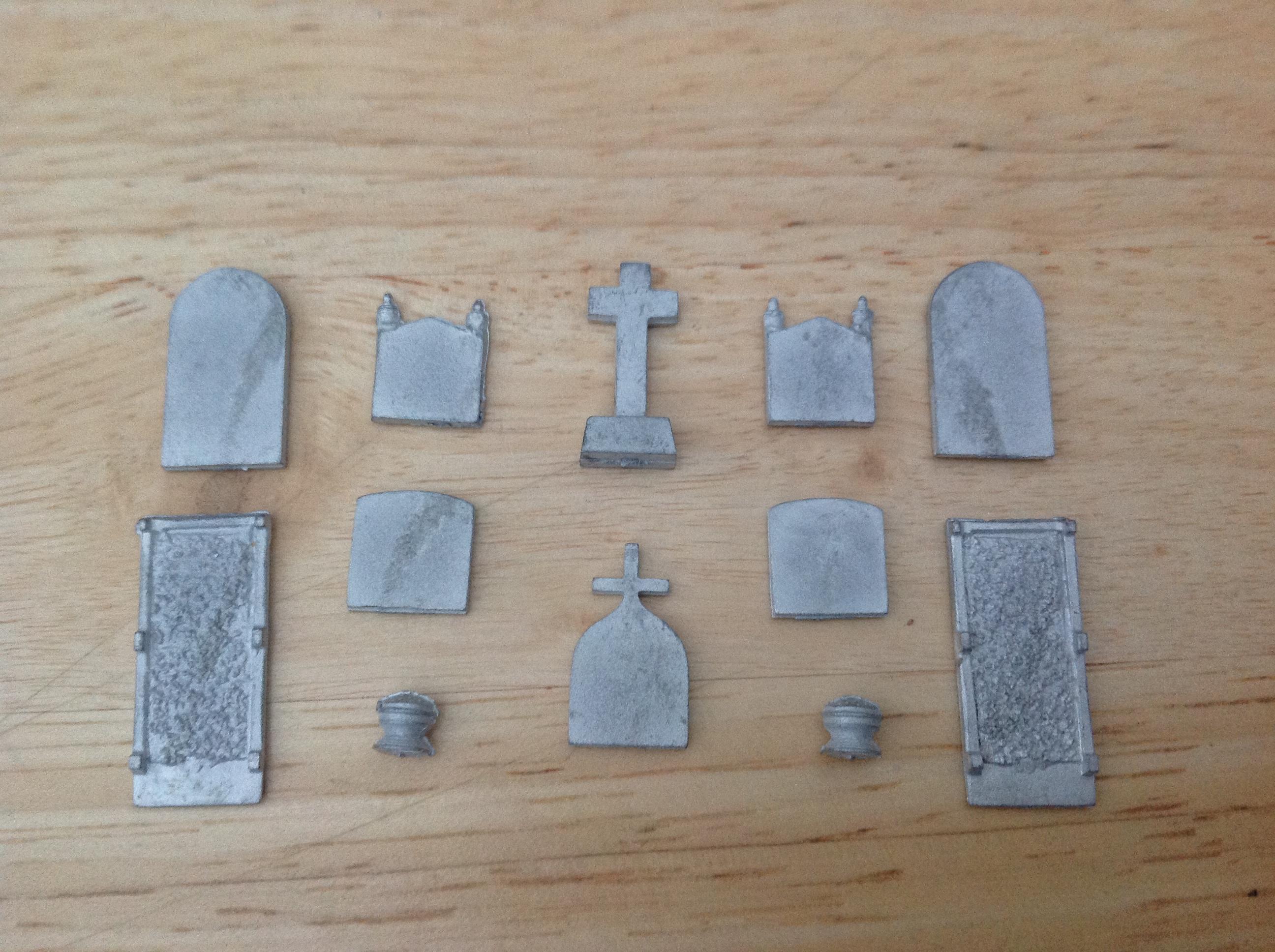 4510 Churchyard Memorials Pk2
