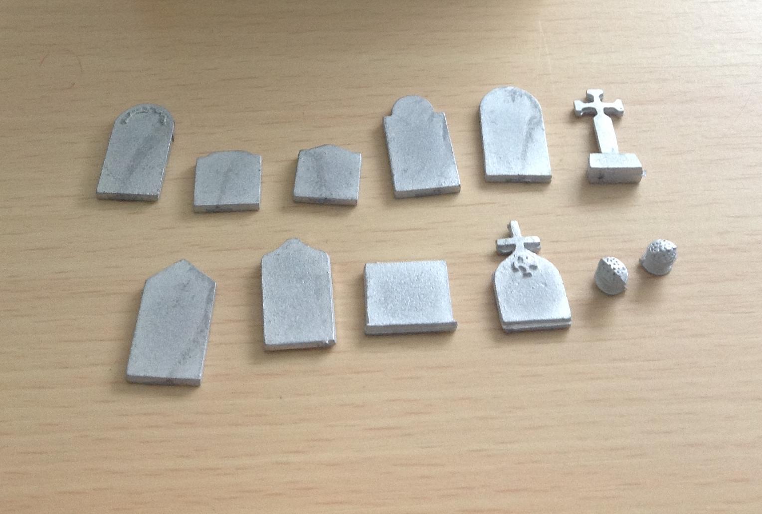 4516 Churchyard Memorials Pk1