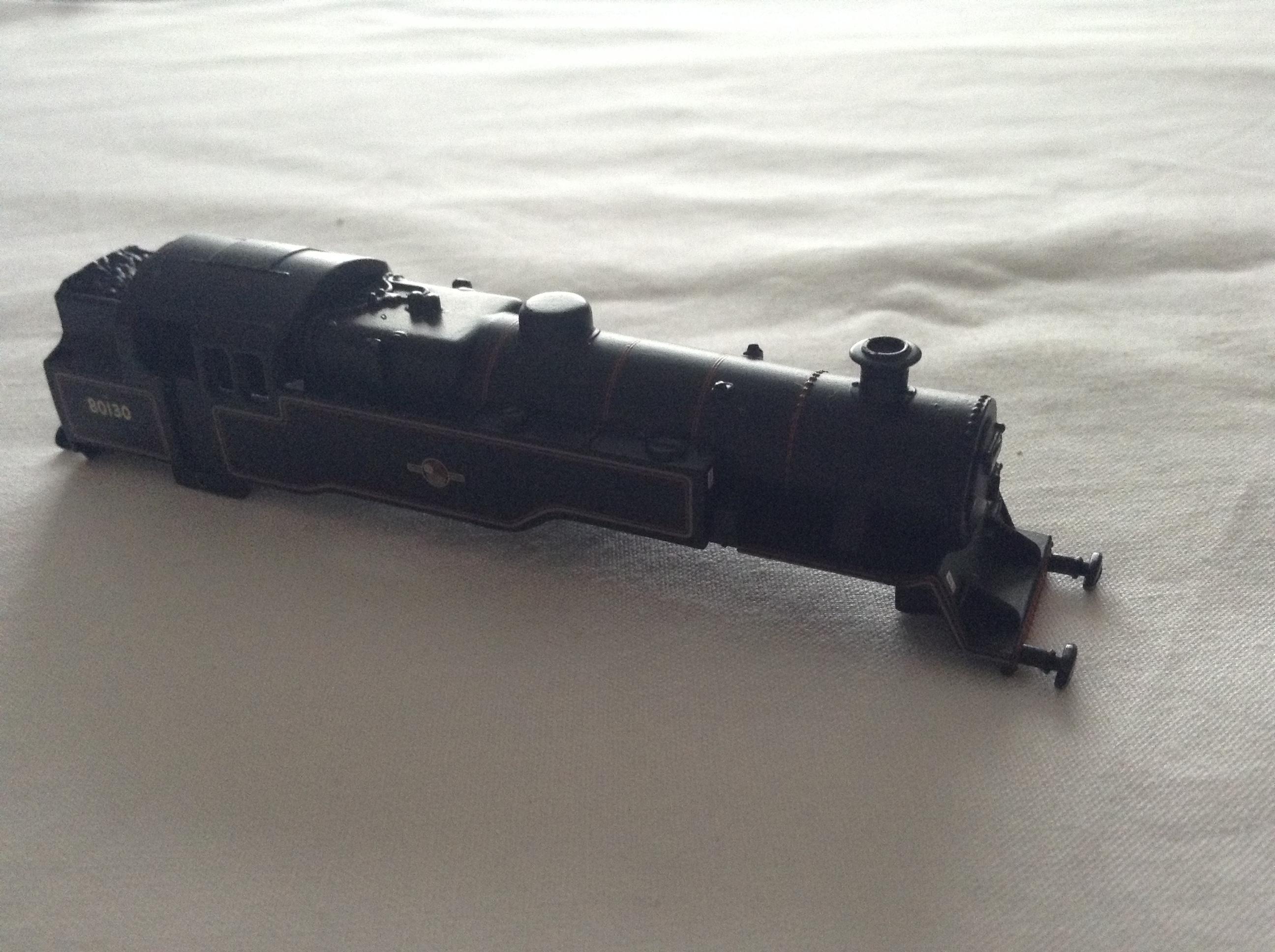 80130  2-6-4 Tank body