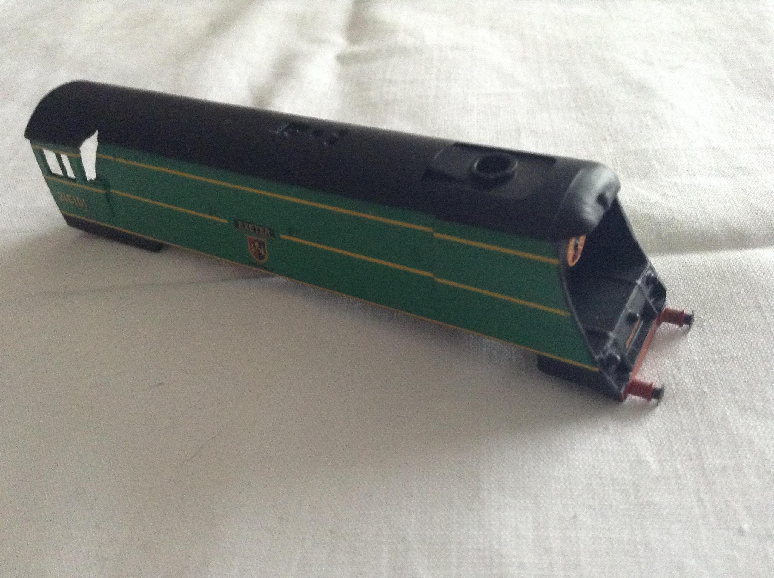 21C101 - Exeter body