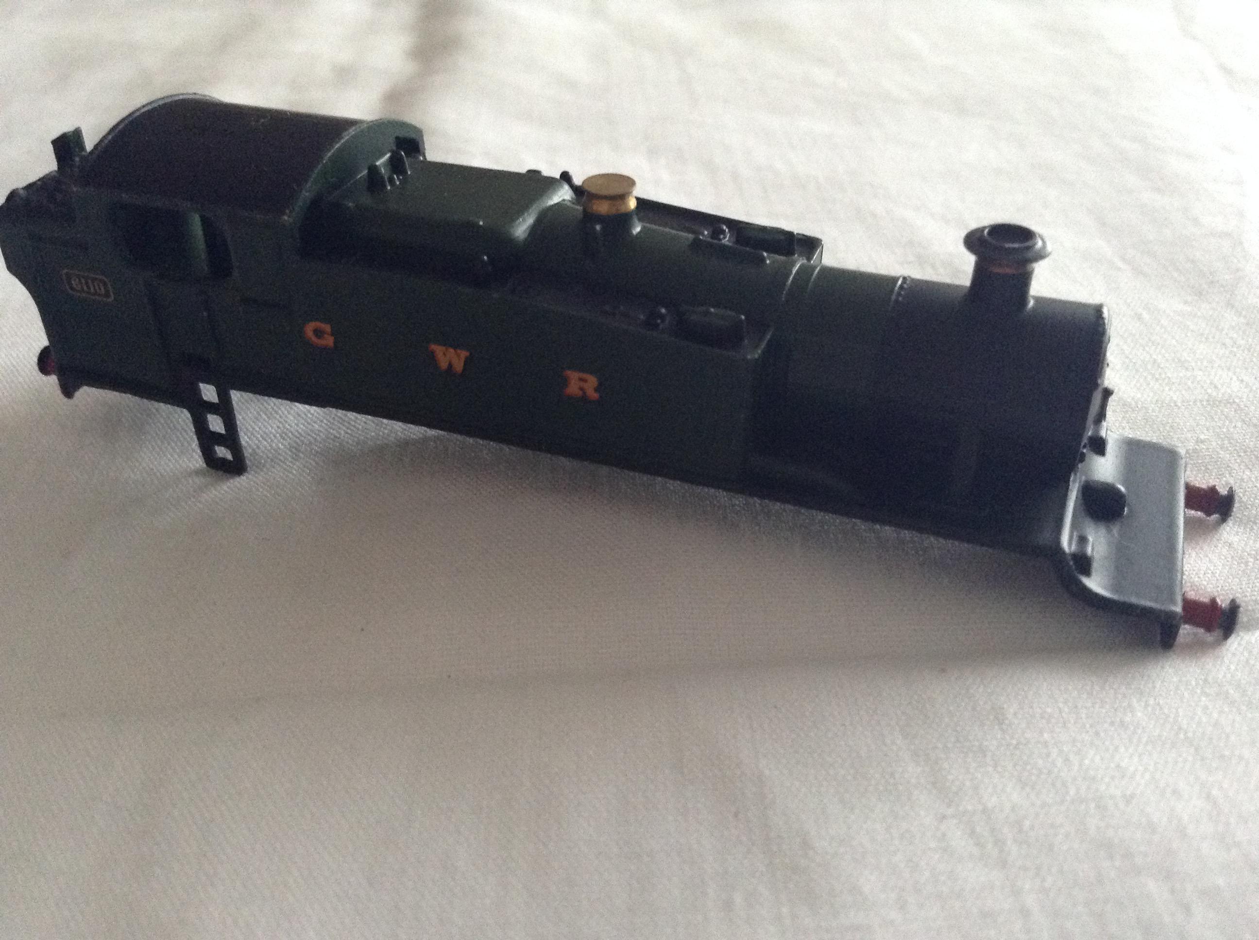 6110 - GWR Green Prairie Tank body