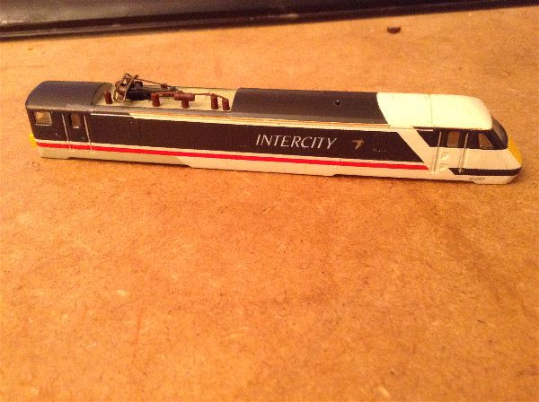 Farish (POOLE) 91007 Intercity BODY ONLY