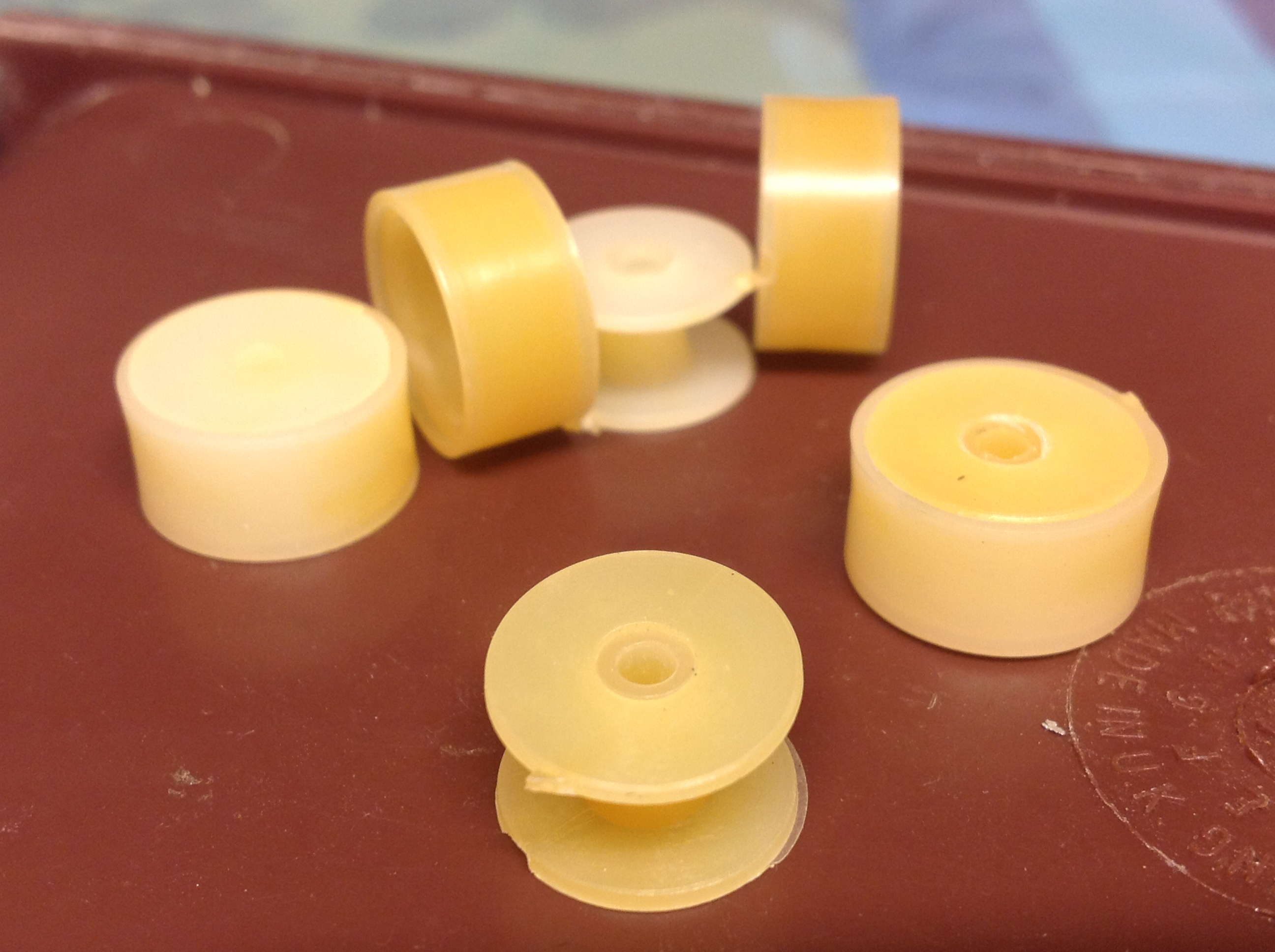 LN7 Plastic Cable Drums