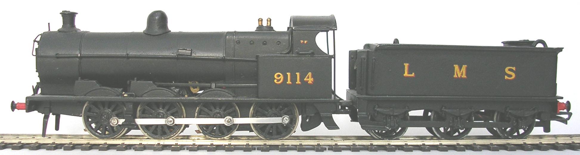 4017 LNWR / LMS / BR G1/G2 0-8-0