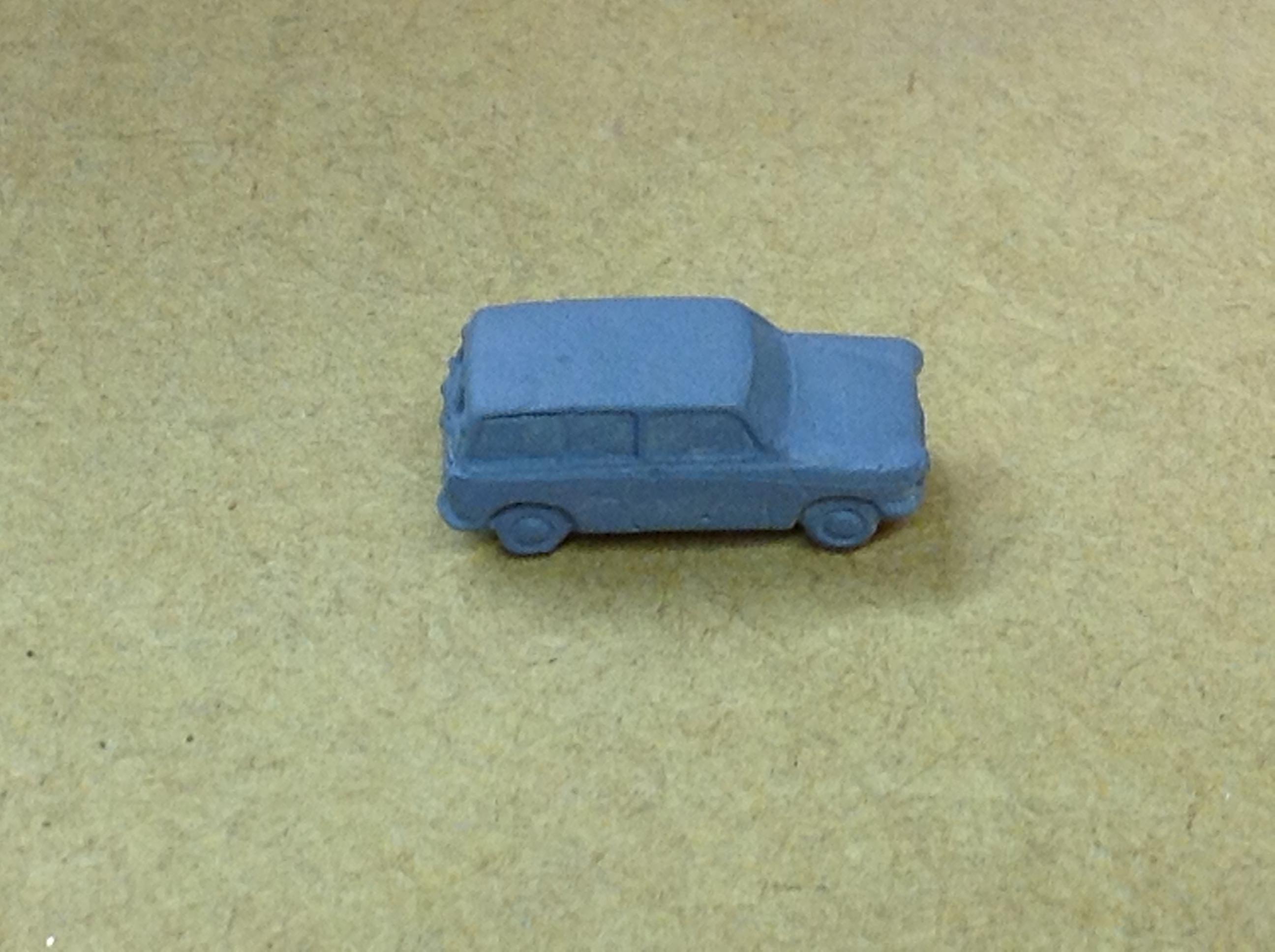 N102 Mini Traveller 1961