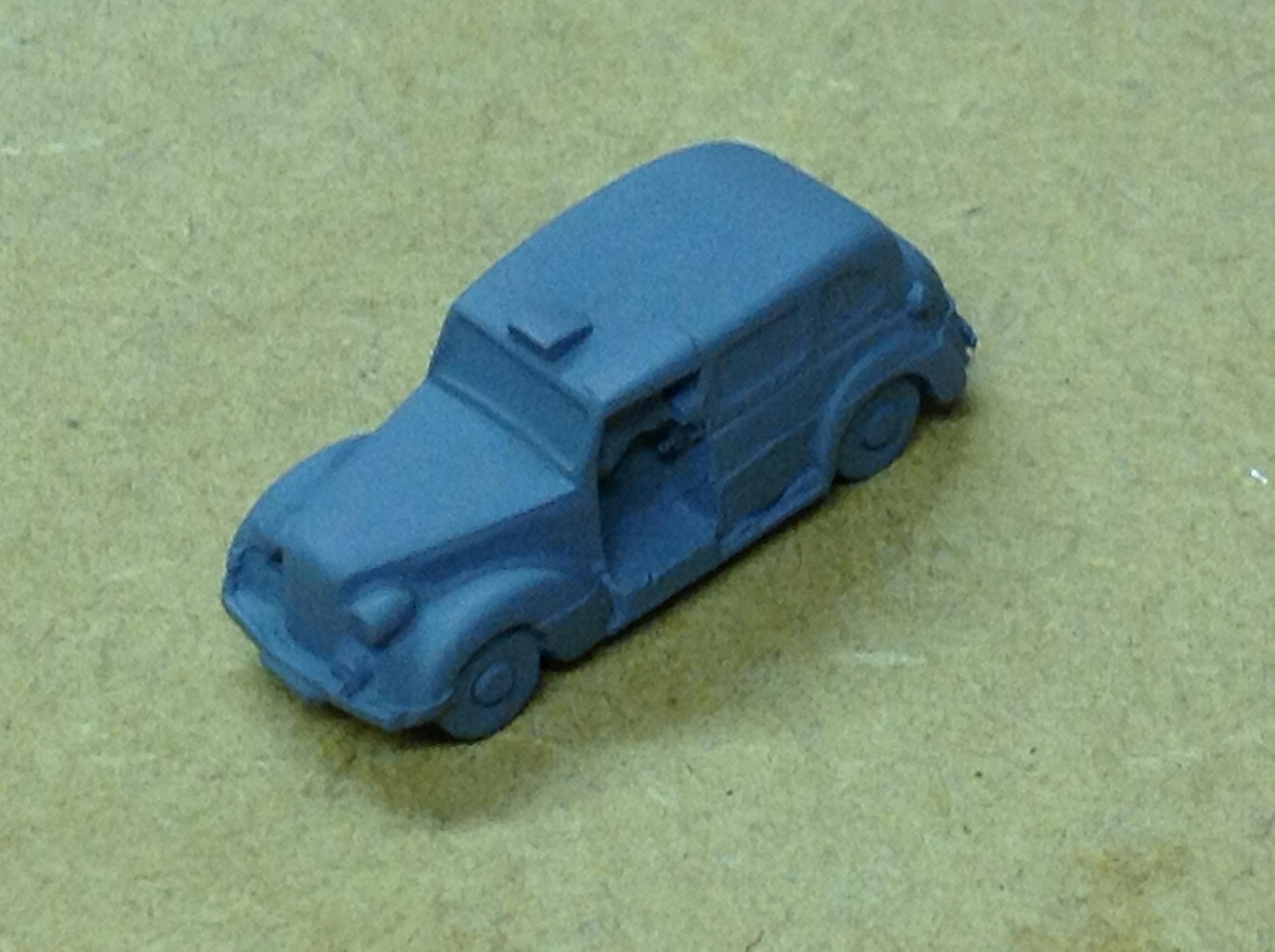 N110 Taxi Austin FX3