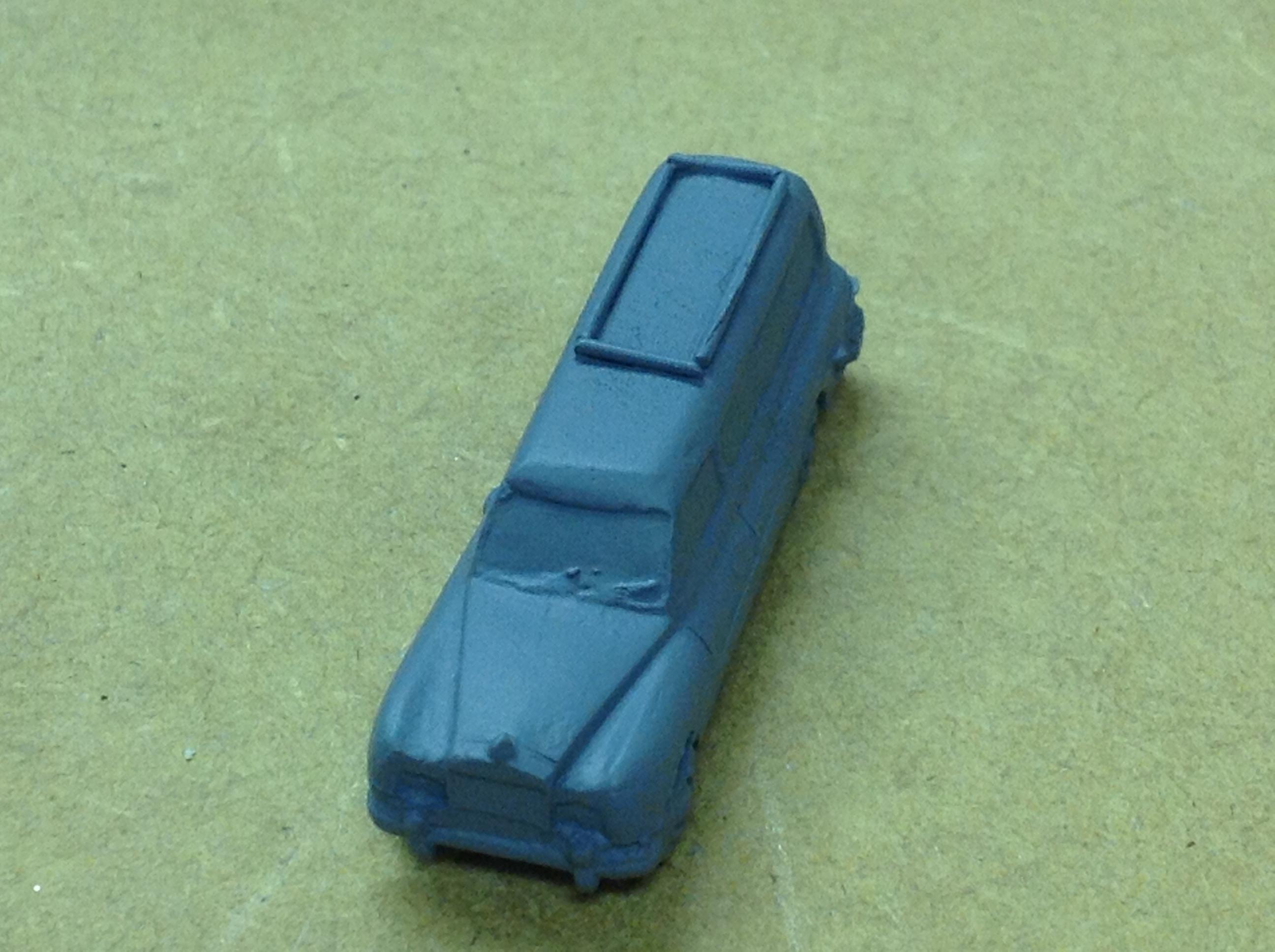 N117 Rolls Royce Hearse