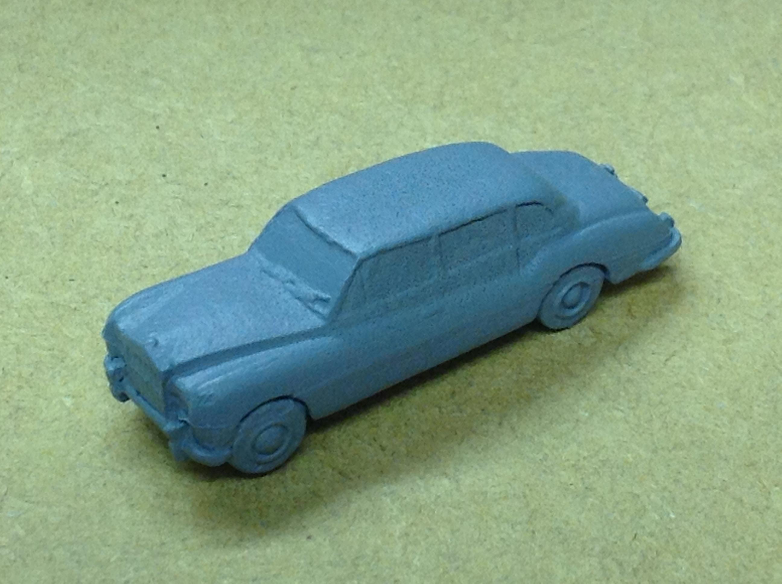 N118 Rolls Royce Silver Cloud Limousine