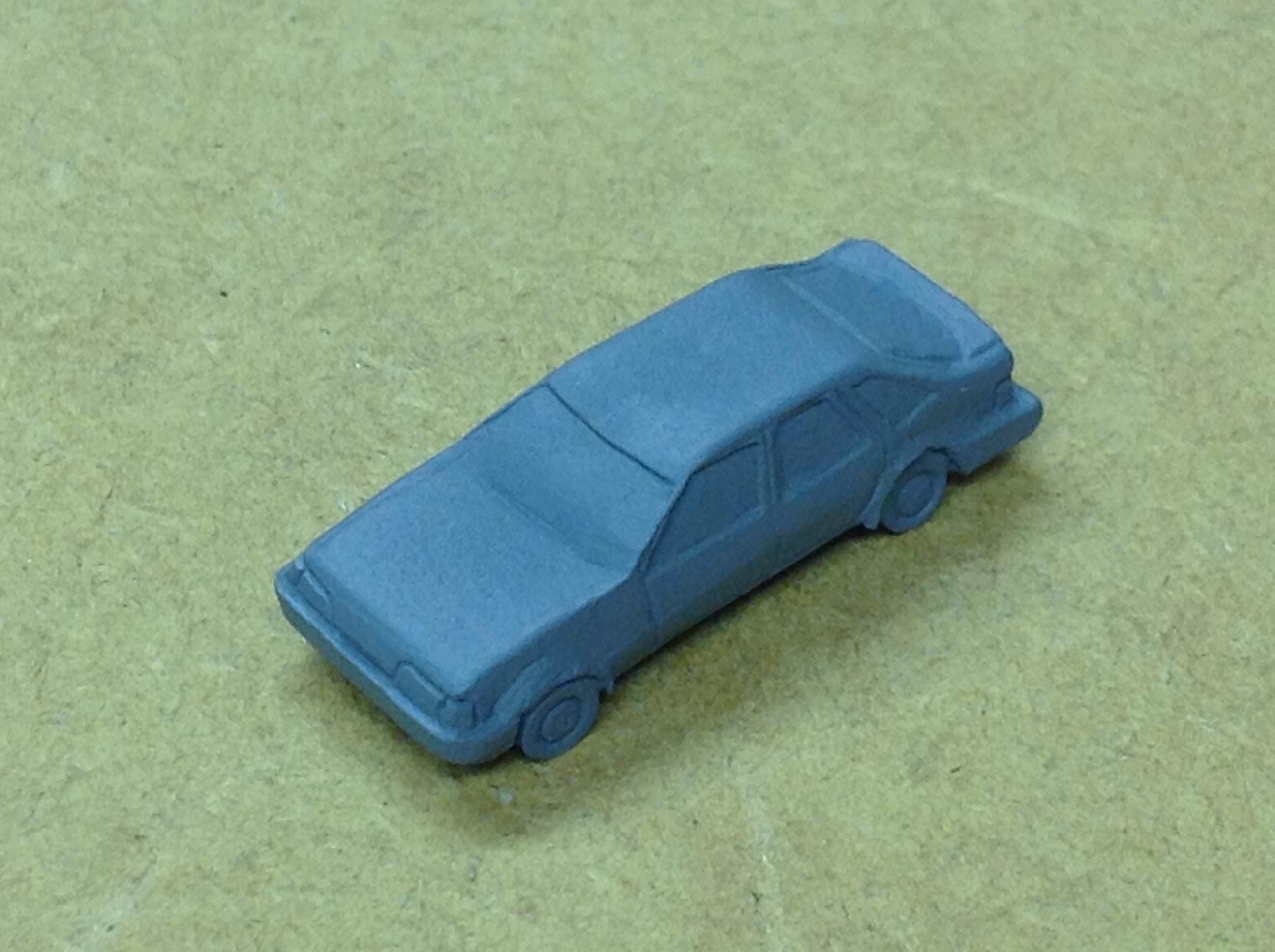 N121 Ford Sierra Saloon