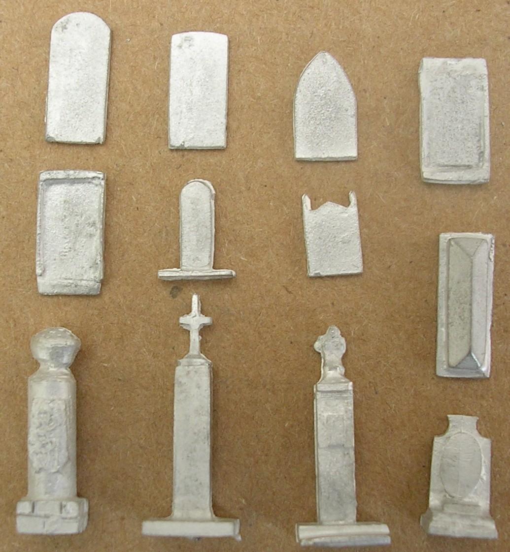 N164 Churchyard Memorials