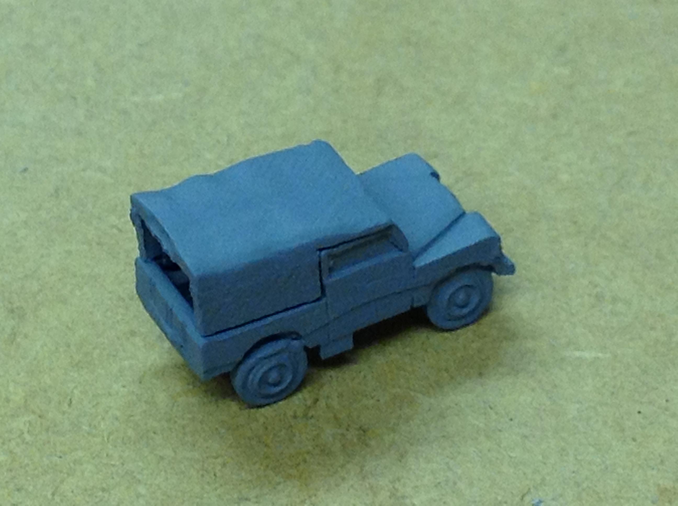 N202  Land Rover SWB