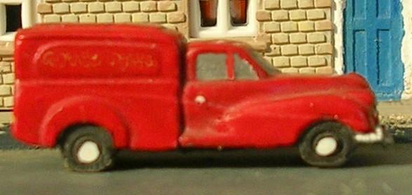 N223  Morris 1000 van