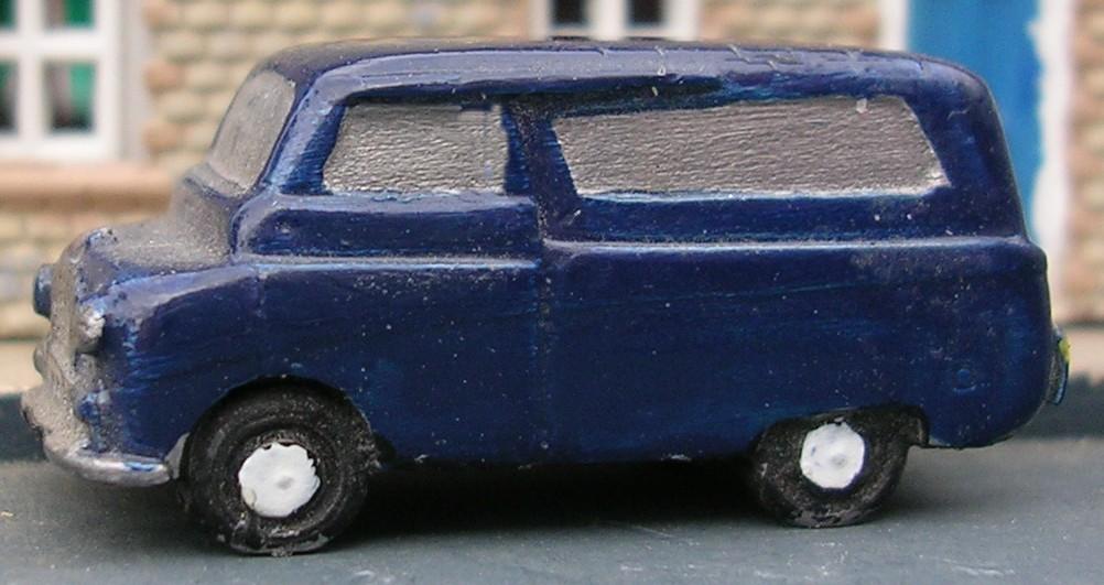N224 Bedford CA 10cwt Van