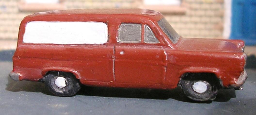 N226 Ford Thames Van