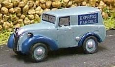 N229  Morris 8 Van