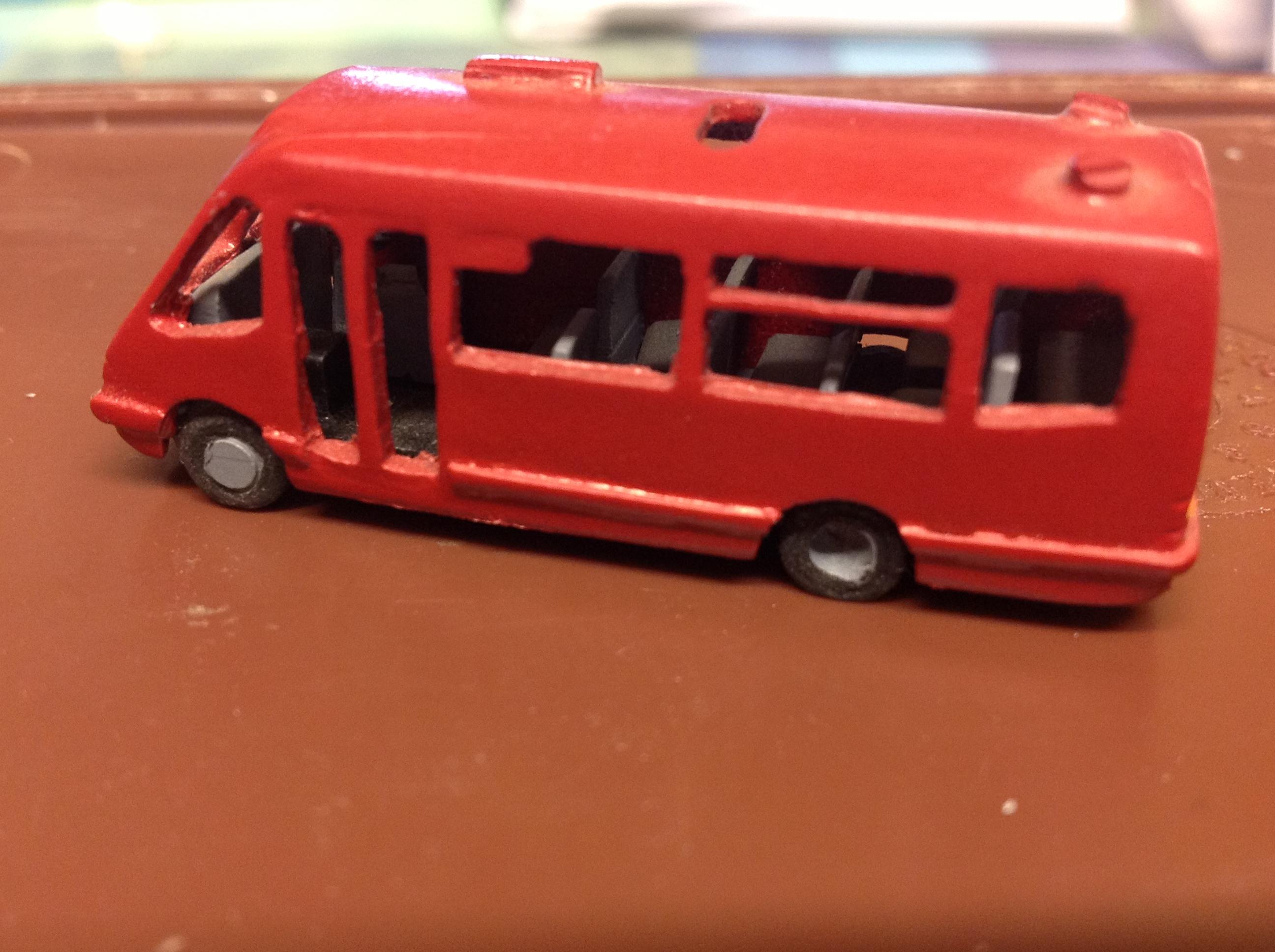 N253 Metrorider 21 Seater s/d Urban Bus