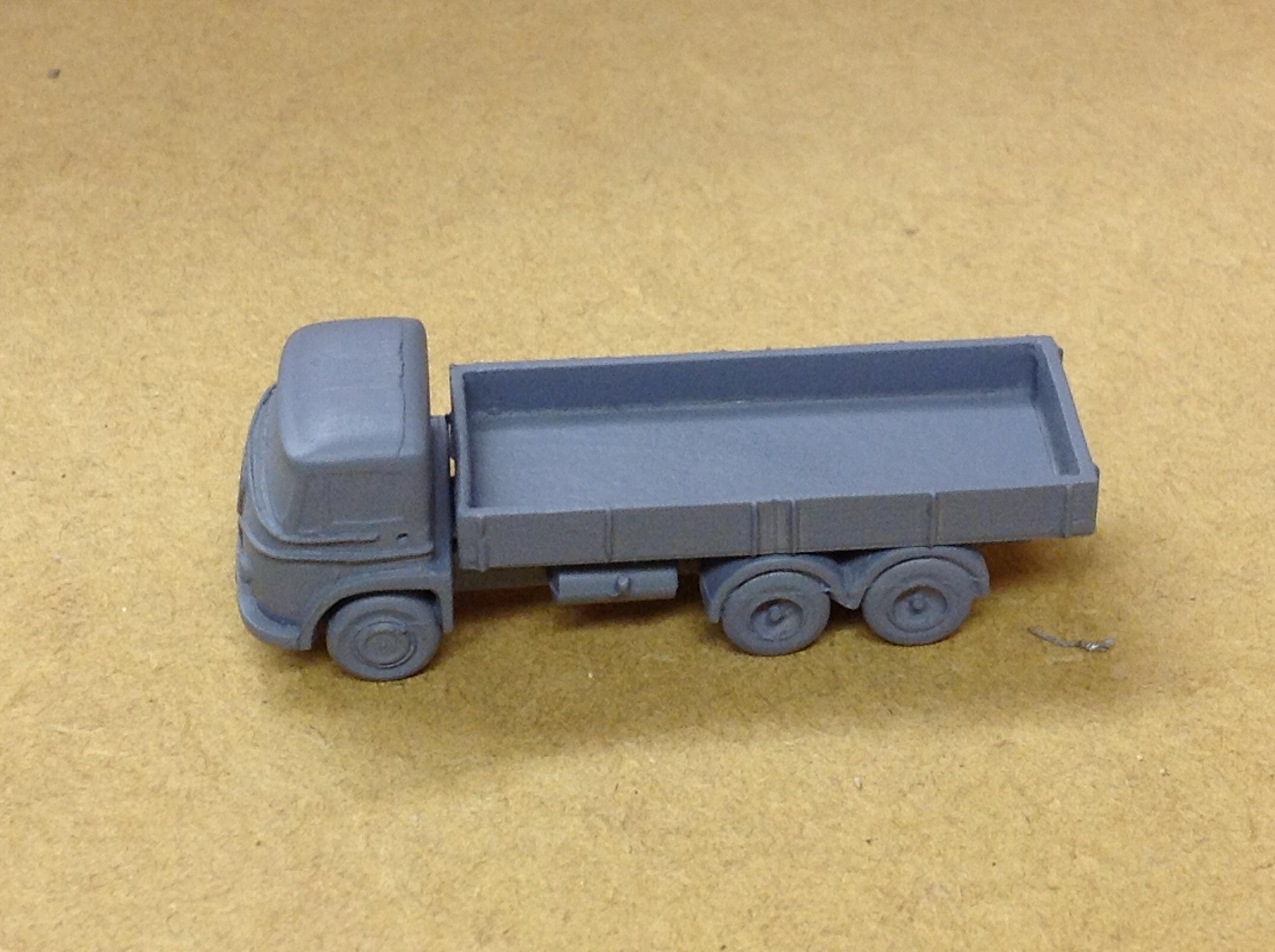 N304 Foden 6 wheel Lowside
